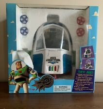 Rare 1995 Disney's Toy Story Buzz Lightyear Space Explorer, Thinkway Toys, NIB