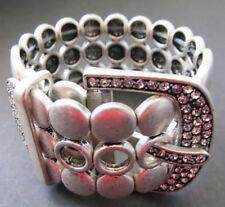 Premier Designs jewelry Buckle Up Stretch Bracelet RV$49