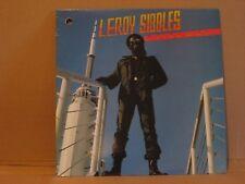Leroy Sibbles Evidence Reggae LP - vinyl NM, inner has sheet music to Evidence
