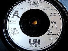 """JONATHAN KING - MISSISSIPPI    7"""" VINYL"""