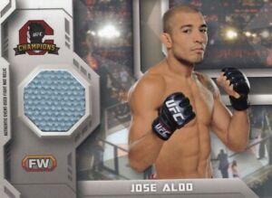 Jose Aldo 2014 UFC Champions Fight Mat Relic