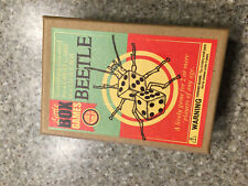 New House of Marbles Beetle Little Box Game Retro Vintage Toys 1950 Traditional