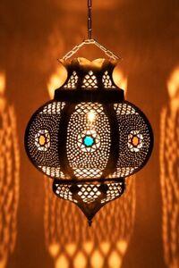 Orientalische Orient Lampe Deckenleuchte Hängelampe orientalisch Wohnzimmer Deko