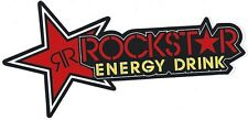 Rockstar Energy Graphic sticker/decal. 10.5 x 5 inch (st37)