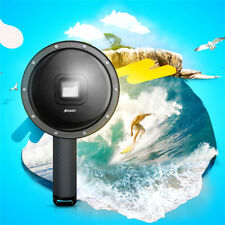 6 Inch Dome Port for GoPro Hero 5 Black with Waterproof Diving AU Fast Ship