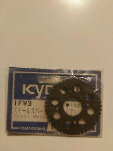 Kyosho IFW3 steel main gear fits Kyosho Burns