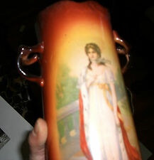 Usona Goodwin Portrait  Vase Queen Louise Prussia   Art  Pottery