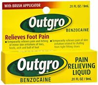 Outgro Pain Relieving Liquid 0.31 oz
