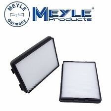 For BMW E39 528i 530i 540i M5 97-03 Cabin Air Filter Set Meyle 64319069927MY