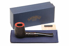 Savinelli Roma 141 Ks Black Stem Tobacco Pipe