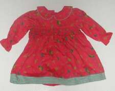 NWT Cornelloki Smocked Dress & Diaper Cover 6M 9M 12M