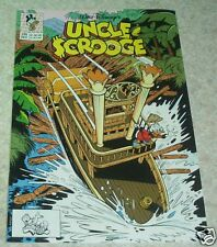 Walt Disney's Uncle Scrooge 249, NM- (9.2) 1990