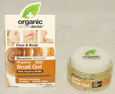 ORGANIC DOCTOR - Bioactive Revitalizing SNAIL GEL - Face & Body - 1.7 oz  *NEW