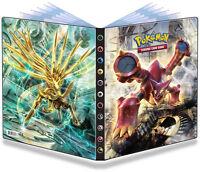 9-Pocket Volcanion Xerneas Steam Siege XY11 Portfolio Pokemon Card Album Storage
