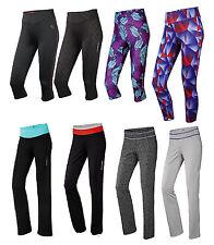 Damen Sporthose Caprihose Funktionshose Relaxhose Trainingshose Fitnesshose Hose