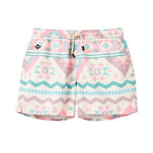 BNWT Nikben Men's Geronimo Beach Shorts Swim Trunks Medium