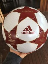 FINALE 4/ CHAMPIONS LEAGUE 2004/ OFFICIAL MATCH BALL/ RED STARS