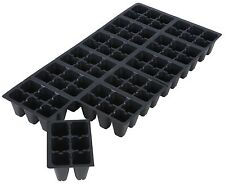 Seed Starting Cloning Clone Propagation Tray Insert 288 Cells Sites Grow 4-Trays