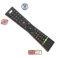 Replacement RMC3231 RM-C3231 Remote Control For JVC Smart 4K LED TV's