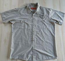 New listing Summit Brewing Co Work Shirt Men's Xl Red Kap Button Up