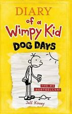 Diary of a Wimpy Kid Collection: Dog Days # 4 by Jeff Kinney (Hardcover)