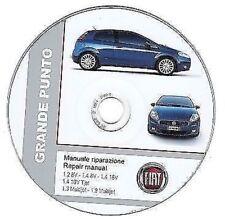 Fiat Grande Punto manual de taller - reparación manual