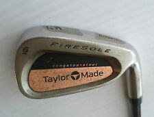 TAYLORMADE Firesole Tungsten 6 IRON Bubble R80 Graphite Shaft NEW TaylorMadeGrip