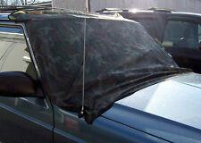 Camo SUV Snow Cover
