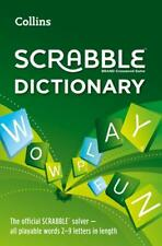 Collins Scrabble Dictionary: The official Scrabble solver - all playable words 2
