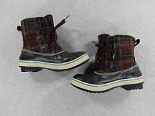 Sorel WaterProof Winter Boots (Kids Size 7) Blue