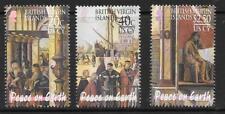 BRITISH VIRGIN ISLANDS SG1138/40 2003 CHRISTMAS  MNH