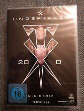 WWE - Undertaker: Die Serie [3 DVDs] (DVD) / OVP