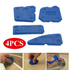 4pcs Flooring Sealing Tool Blue for Home Maintenance Caulking Finish Improvment