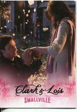 Smallville Seasons 7-10 Lois & Clarke Chase Card LC9