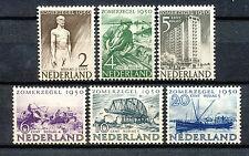 Nederland  550 - 555 ongebruikt (2)