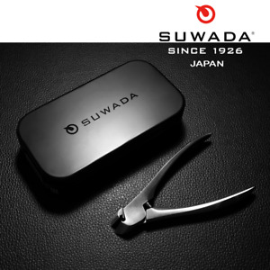 Finger Nail Clipper Nipper Cutter - SUWADA - Handcrafted in Japan Since 1926
