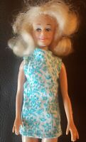 Vintage Twist n' Turn Barbie - Blonde by Shillman RARE HTF