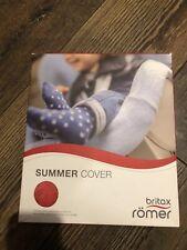 Britax Romer Kidfix SL/ SICT Summer Cover Pink