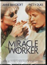 The Miracle Worker DVD Original 1962 Anne Bancroft Patty Duke Brand NEW