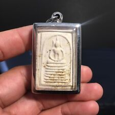 Phra Thai Buddha Amulet Talisman Fetish Pendant Luck Love Rich Protected Vol. 12