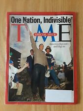 Time Magazine 9/11/2001 special issue September 24, 2001