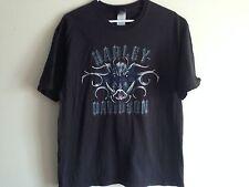 HARLEY DAVIDSON Mens Large ORLANDO FLORIDA  MotorCycles Boars Head T-Shirt
