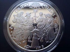 Ukraine,10 hryven coin Svyato Spas  Silver 2010