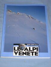 LE ALPI VENETE Rassegna Triveneta del CAI - Autunno Inverno 2012   '13   (O1)
