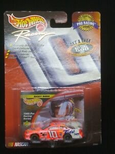 Hot Wheels Racing Ricky Rudd #10 Tide Ford Taurus 1:64 Scale Diecast