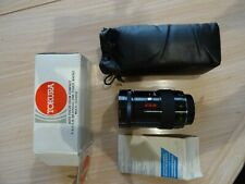 Tokura AF Zoom 28-200mm 4,0-5,6 -bague unique macro traité-minolta + sac