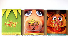The Muppet Show Complete Series One Two & Three Episodes Season 1 2 and 3 on DVD