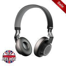 Genuine Jabra Move Wireless Bluetooth On-Ear Headphones Black - NEW