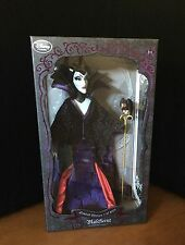 """Disney Store Limited Edition MALEFICENT LE 17"""" Doll Sleeping Beauty 1/4000"""