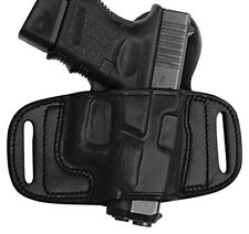 Tagua EP-BH2-630 Springfield XD 40/9mm Black/Right Hand Quick Draw Belt Holster